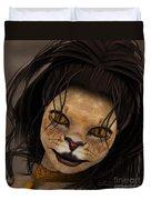 Lioness Duvet Cover by Jutta Maria Pusl