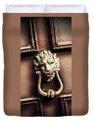 Lion's Den Duvet Cover