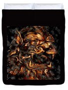Lions Roar Duvet Cover