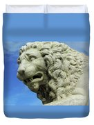 Lions Roar Duvet Cover