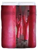 Lipstick Forest 4 Duvet Cover