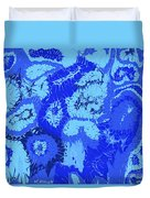 Liquid Blue Dream - V1cbs30 Duvet Cover