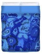 Liquid Blue Dream - V1lle30 Duvet Cover
