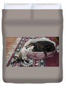 Liquid Cat Duvet Cover