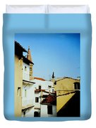 Lisbon Angles Duvet Cover