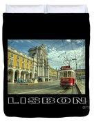 Lisbon  Duvet Cover