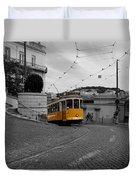 Lisbon Trolley 10c Duvet Cover