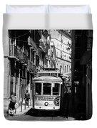 Lisbon Trolley 16b Duvet Cover