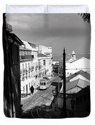 Lisbon Trolley 17b Duvet Cover