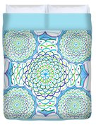 Listen And Take Action II Duvet Cover