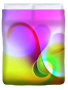 Listen To The Sound Of Colors -5- Duvet Cover