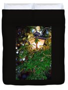 Lit Lamplight Duvet Cover