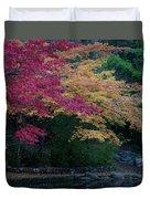 Litha Park Ashland Oregon Duvet Cover