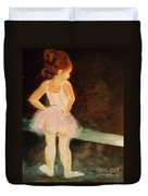 Little Ballerina Duvet Cover