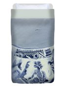 Little Blue Jug Duvet Cover