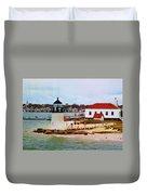 Little Cape Light Duvet Cover