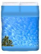 Little Clouds Duvet Cover