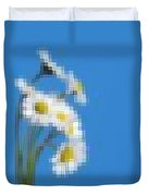 Little Daisies Duvet Cover