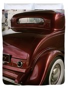 Little Deuce Coupe Aft View Duvet Cover