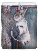 Little Donkey-glin Fair Duvet Cover