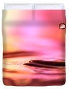 Little Drop Of Water Duvet Cover