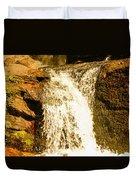 Little Falls Duvet Cover by Tom Zukauskas