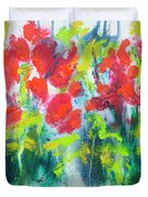 Little Garden 01 Duvet Cover