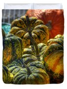 Little Gourds Duvet Cover