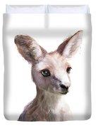 Little Kangaroo Duvet Cover