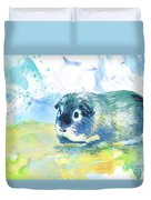 Little Lady Gwilwilith Duvet Cover