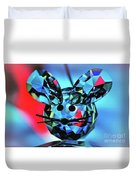 Little Mouse - Lead Crystal Duvet Cover