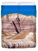 Little Painted Desert #5 Duvet Cover