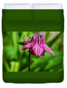 Little Pink Lamp Duvet Cover