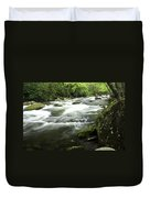 Little River 3 Duvet Cover