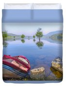 Little Rowboat Duvet Cover
