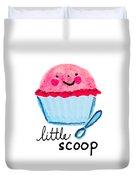 Little Scoop Duvet Cover