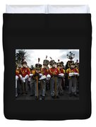 Little Soldiers IIi Duvet Cover