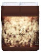 Little Sparrow Duvet Cover