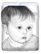 Little Sweetie Duvet Cover