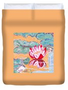 Little Water Lilly  Duvet Cover