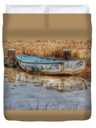 Little Wooden Boat Duvet Cover