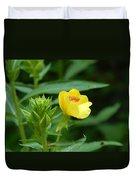 Little Yellow Flower Duvet Cover