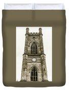Liverpool Church Of St Luke - Tower B Duvet Cover