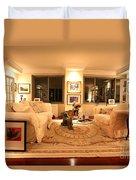 Living Room IIi Duvet Cover