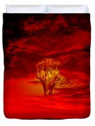 Living Sky Duvet Cover