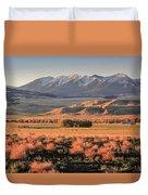 Livingston Montana Duvet Cover