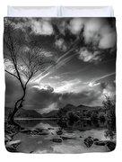 Llanberis, Wales Duvet Cover