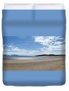 Llanddwyn Panoramic Duvet Cover
