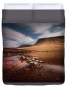 Llyn Y Fan Fach Black Mountain Duvet Cover