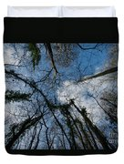 Loamhole Dingle Treetops Duvet Cover